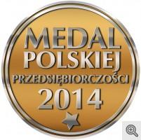 Medal Polskiej Przedsiębiorczości 2014